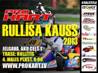 "Season opening Race ""Rullitis Cup"" is coming"
