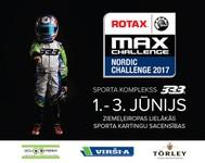 """Sestdien """"333"""" trasē notiks Ziemeļeiropā lielākās sporta kartingu sacensības """"Rotax Nordic Challenge"""""""