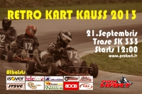 Get ready for Retro kart grand prix 2013!