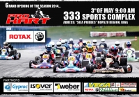 One week left till the first Pro-Kart race
