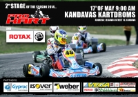 The second round in Kandava