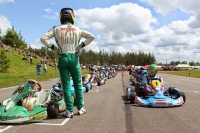 Pro-Kart Round 6 in Madona