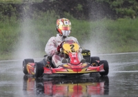 Pro-Kart Rotax winners are cleared