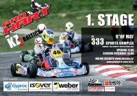 Pro-Kart opening competition