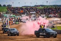 The planned stages of the European Autocross Championship in the Baltics will not take place this year