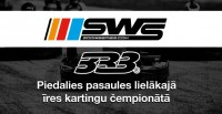 333 Sports Complex will host the world's biggest rental kart championship stages