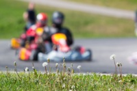 The first Pro-Kart race of the season 2016