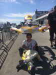 Valters Zviedris otrajā CIK-FIA Akadēmijas posmā izcīna augsto 9.vietu