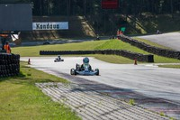 Latvian Championship and the Rotax Max Cup final stages at Kandava