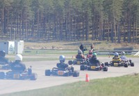 Lapiņš wins 3rd place in Baltic KZ2 Championship