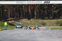 Season ends with 7th stage of Pro-kart