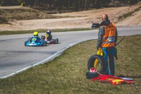 2017 karting season opening at Madona