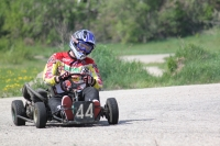 """PRO-KART"" race during festival of speed ""Rally Kurzeme 2012"""