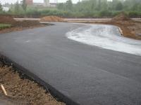 Jauns asfalts