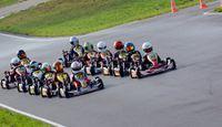 Lieliski starti mūsu sportistiem Rotax Max Nordic posmā