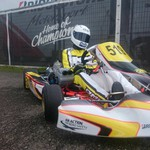At final race of CIK/FIA Academy Māliņš stays on 23rd place