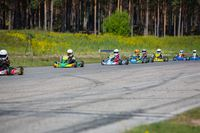 The first stage of the 2020 karting season will be held on 27.06.