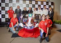 The first electric karting championship in the world will take place in Latvia