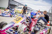 """Sporta kompleksā 333 aizvadīts prestižo starptautisko sacensību """"Rotax Nordic Challenge 2019"""" pirmais posms."""