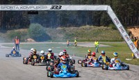 Karting season's second stage on May 20, at SK333