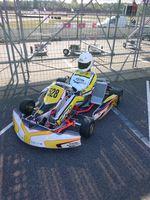 Māliņš atgriezies no pirmā CIK-FIA Kartinga Akadēmijas posma Francijā