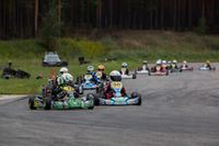 "One of the last stage of season will take place in the Sporta Komplekss ""333"""