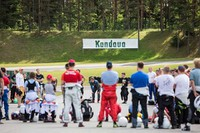 At Kandavas Kartodroms finished fourth stage of the karting season