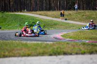 """Karting season's last stage in Jelgava, """"Rullītis"""" track"""